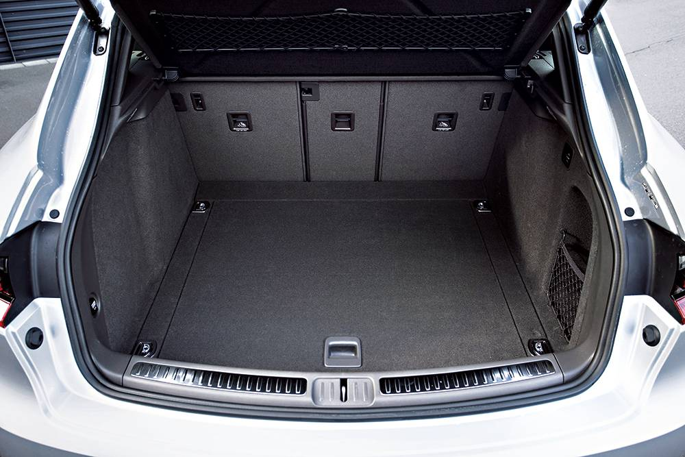 porsche macan kofferraum