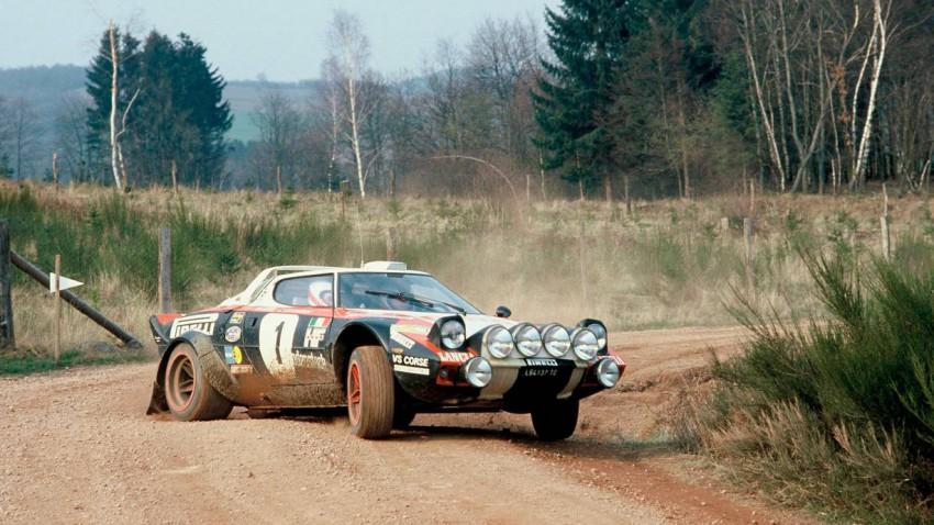 Lancia im Rallyesport: Es war doch so schön