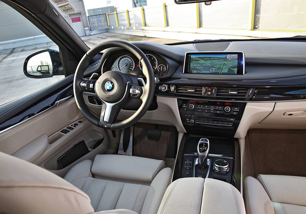 Vergleich bmw x5 vs bmw 5er touring for Interieur x5