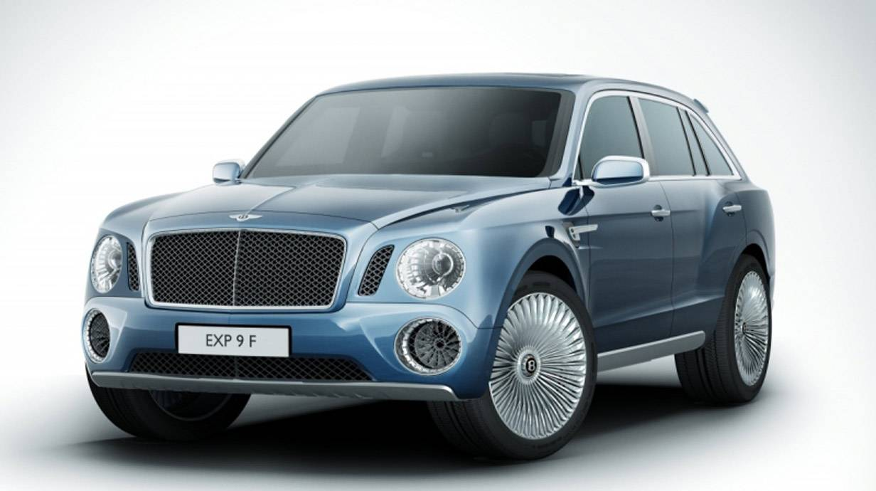 Bentley SUV 2016