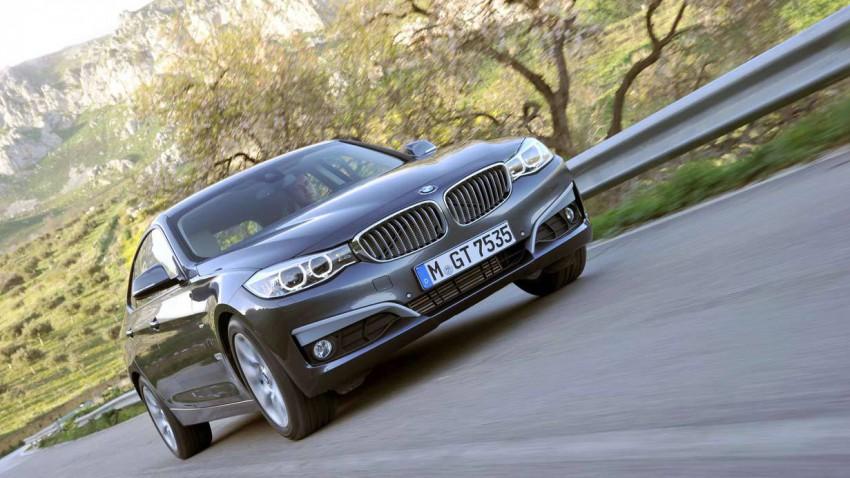 Der BMW 318d Gran Turismo