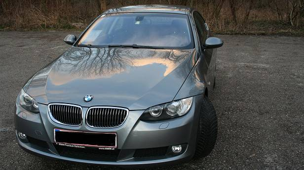 bmw 325i coupe e92