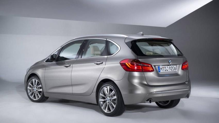 Der BMW Active Tourer