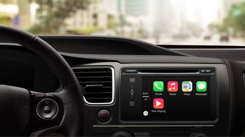 Apple CarPlay: Das i im Auto