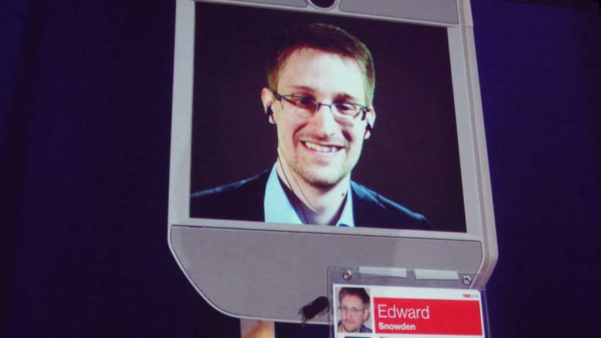 Edward Snowden TED 2014