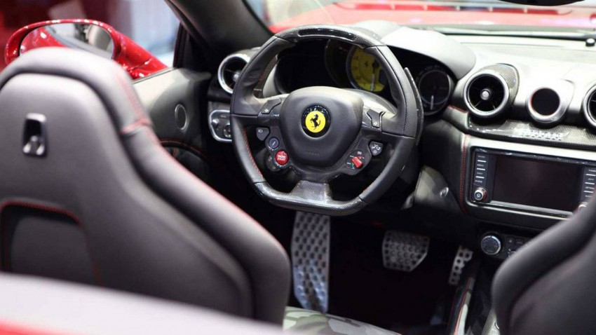 Der Ferrari California T
