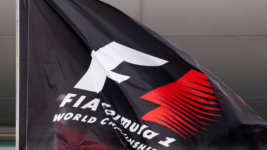 Die FIA-Fahne