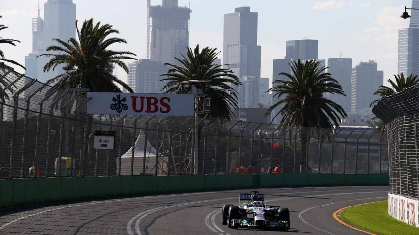 Formel 1 Australien 2014