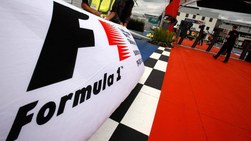 Formel 1 Roter Teppich