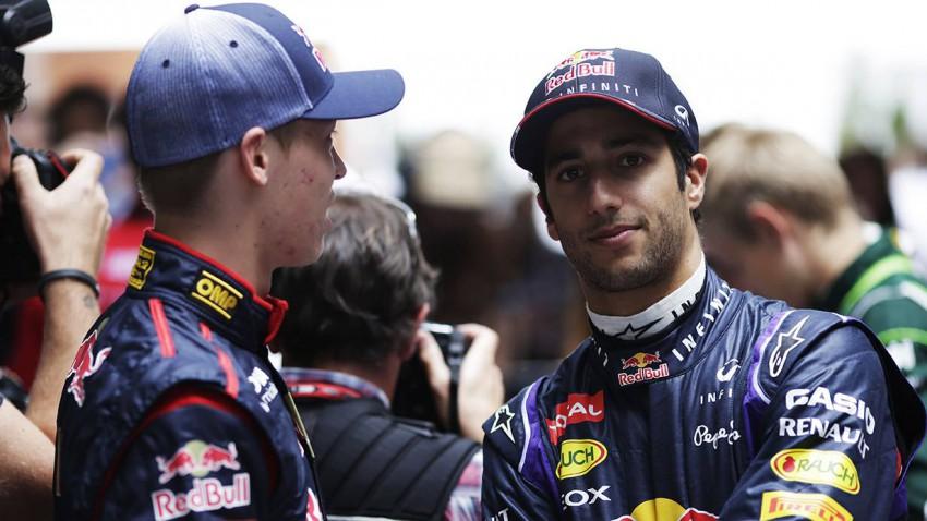 Formel 1: Vettel fühlt mit Ricciardo