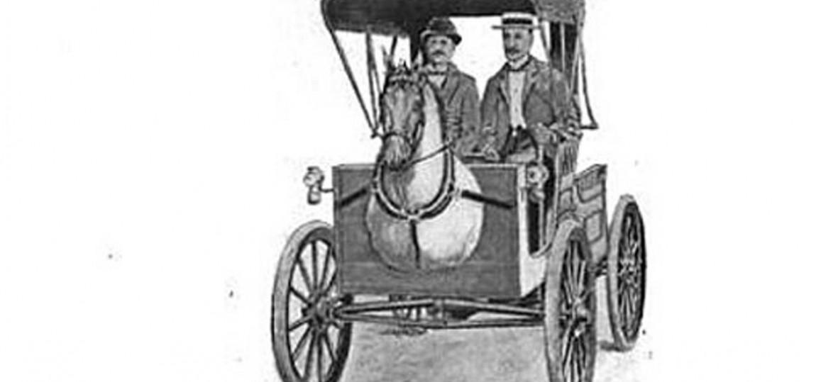 Horsley Horseless Skurrile Autos der Geschichte