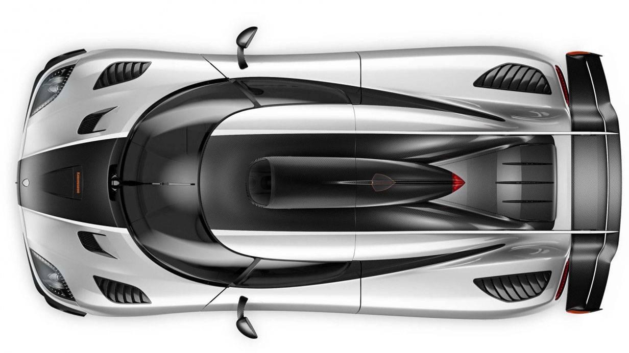 Der Koenigsegg Agera One:1