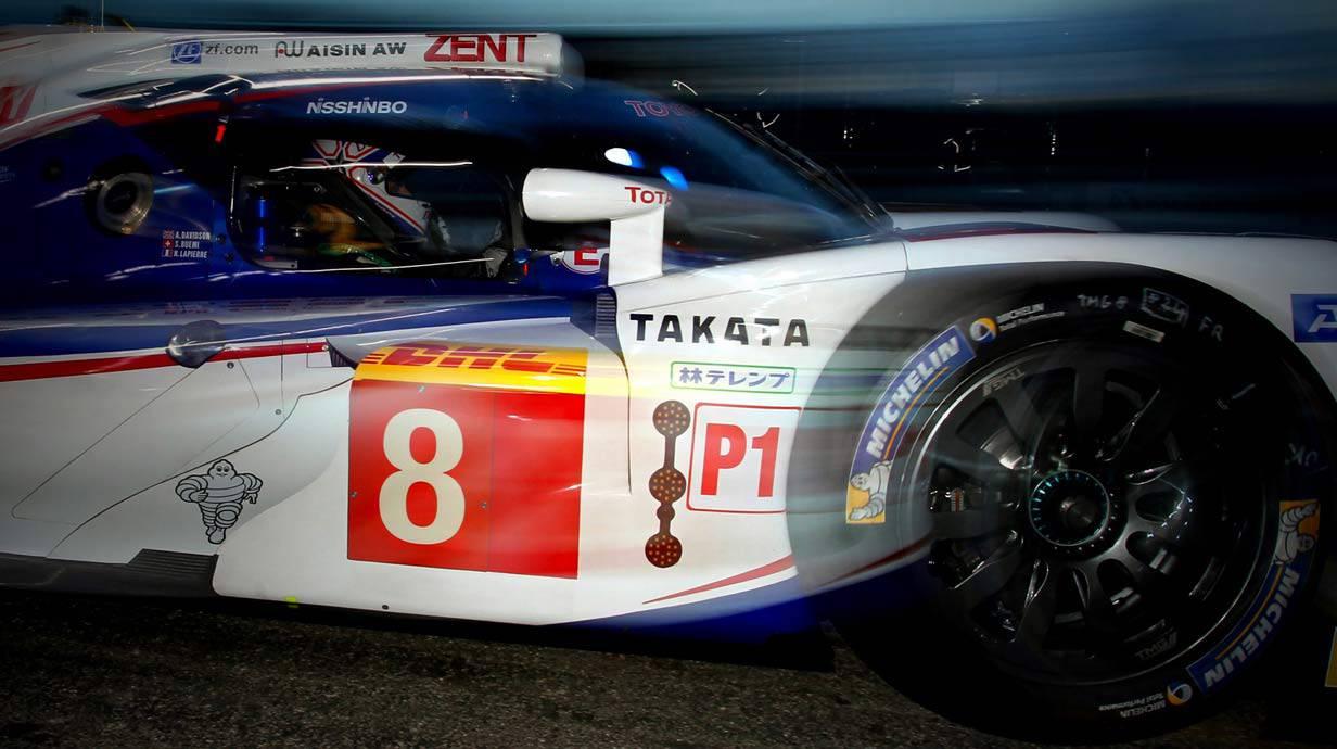 Toyota TS 040 Hybrid