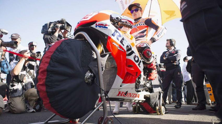 Marc Marquez MotoGP Japan