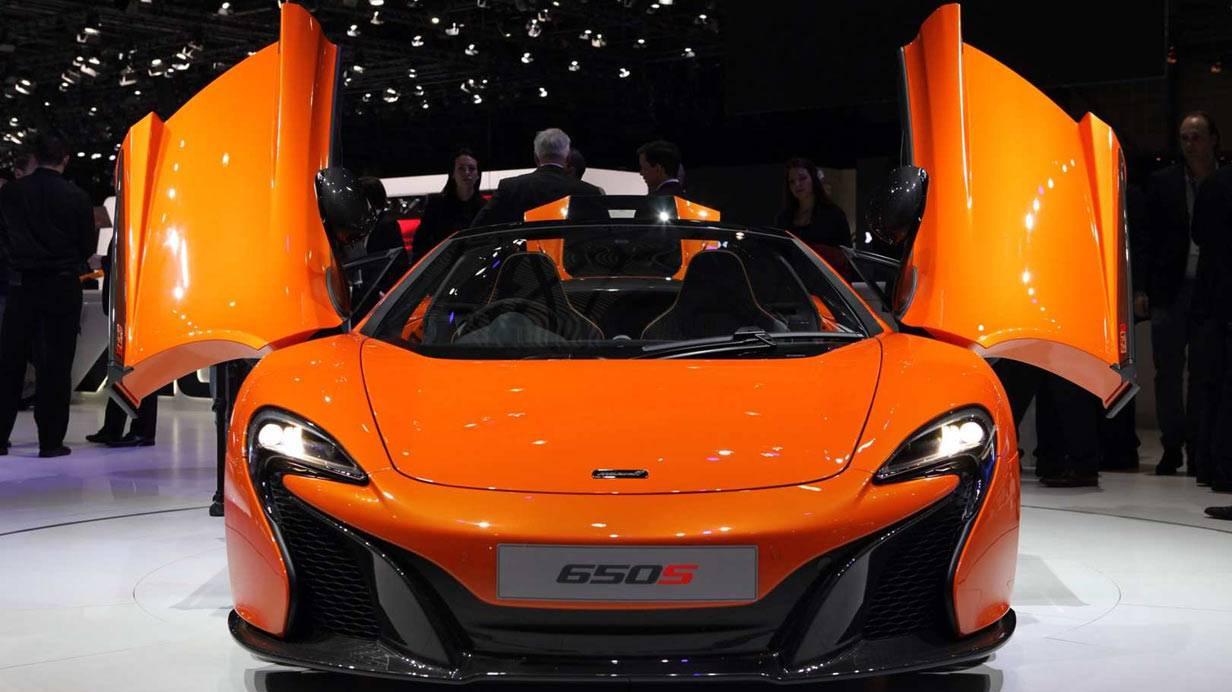Der McLaren 650S