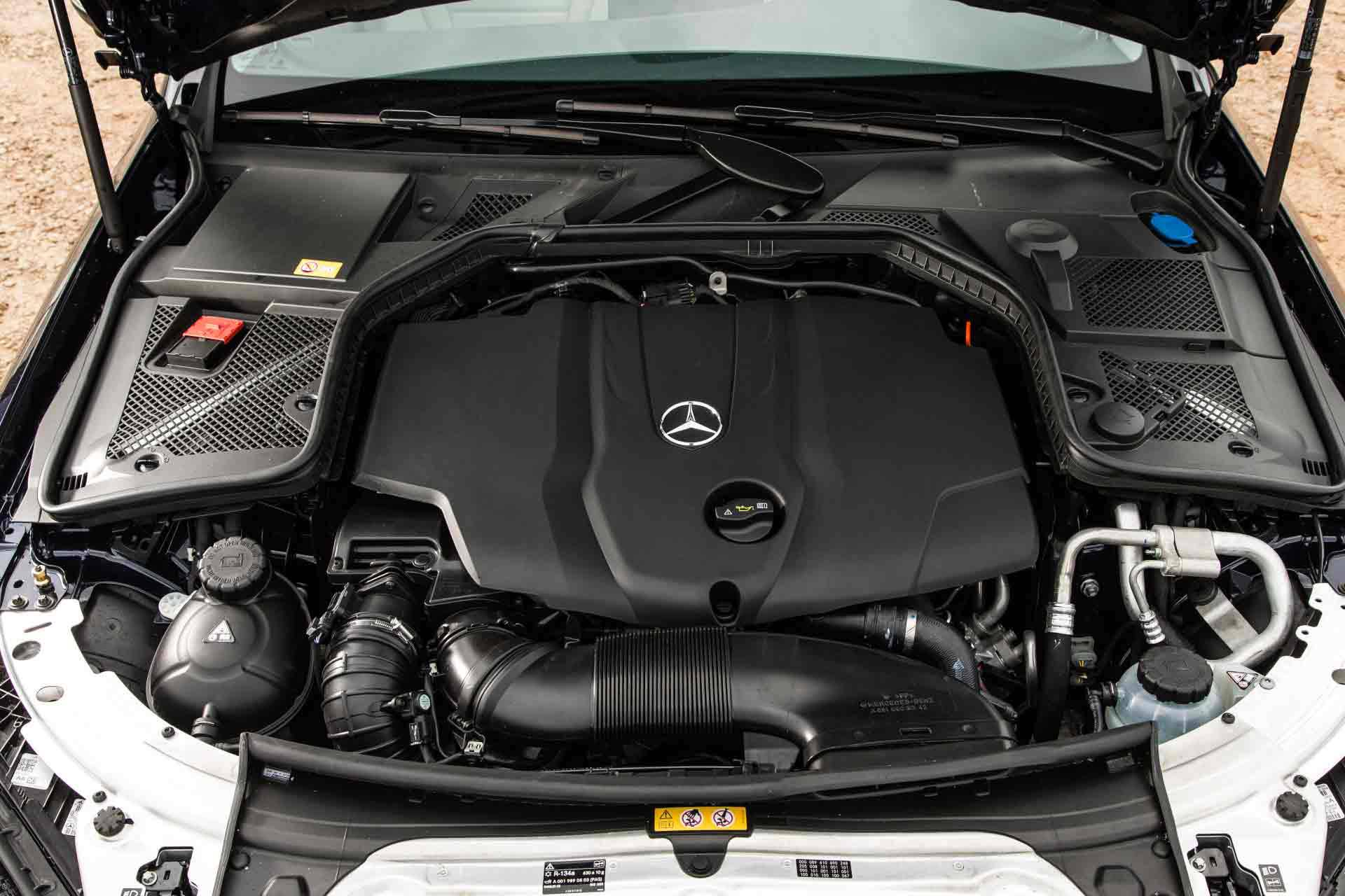 Mercedes bluetec engine problems for Mercedes benz diesel engines