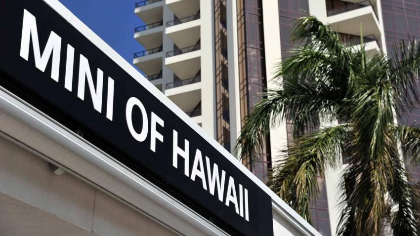 Mini Händler Hawaii
