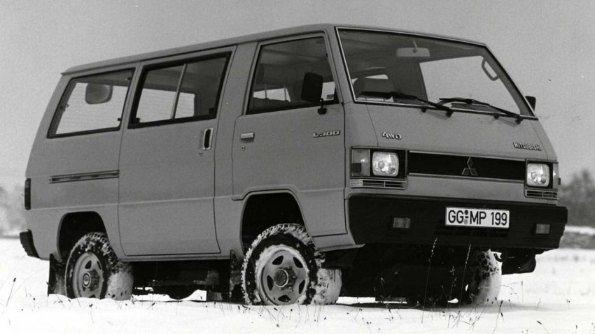 Der Mitsubishi L300