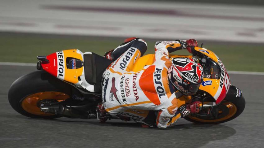 MotoGP 2014 in Katar