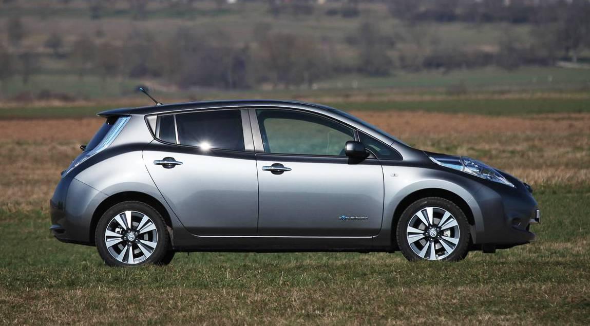 Fahrbericht: Nissan Leaf 2014