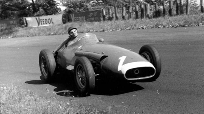 8 Sprüche von und über Juan Manuel Fangio