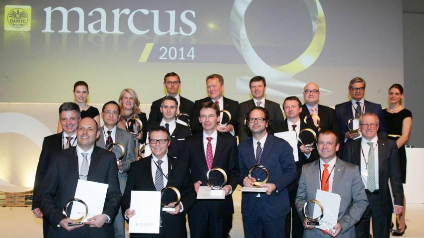 "ÖAMTC-Autopreis ""Marcus"": Audi A3 und Seat Toledo gewannen in Kompaktklasse"