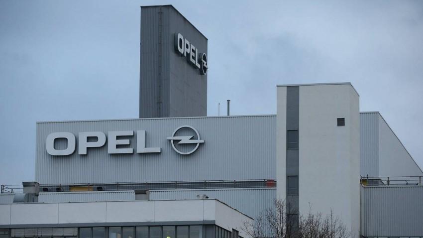Opel Werk in Bochum