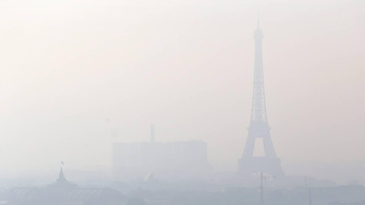 Paris Feinstaub