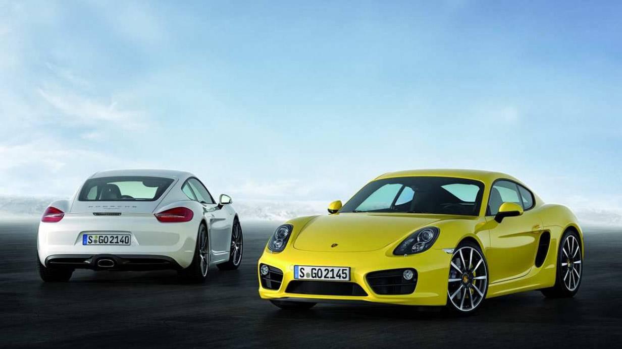 Porsche Boxter und Cayman