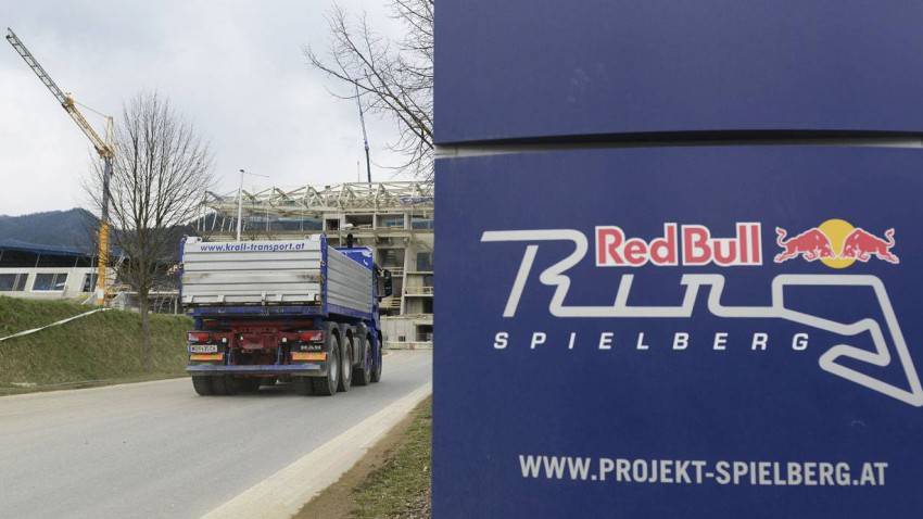 Red Bull Ring Spielberg
