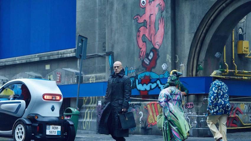 Christoph Waltz im neuen Film von Terry Gilliam.