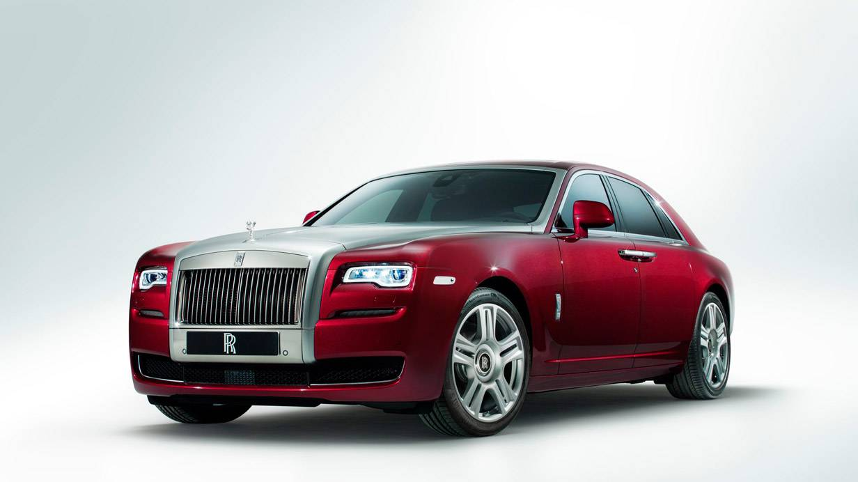 Der Rolls-Royce Ghost Series II