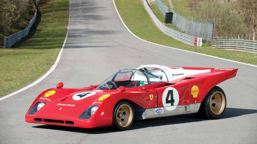 1966 Ferrari Dino 206 S Spider