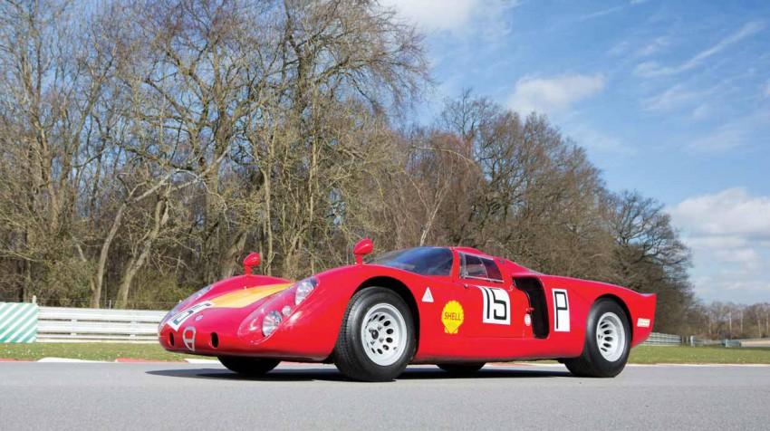 1968 Alfa Romeo Tipo 33-2 Daytona