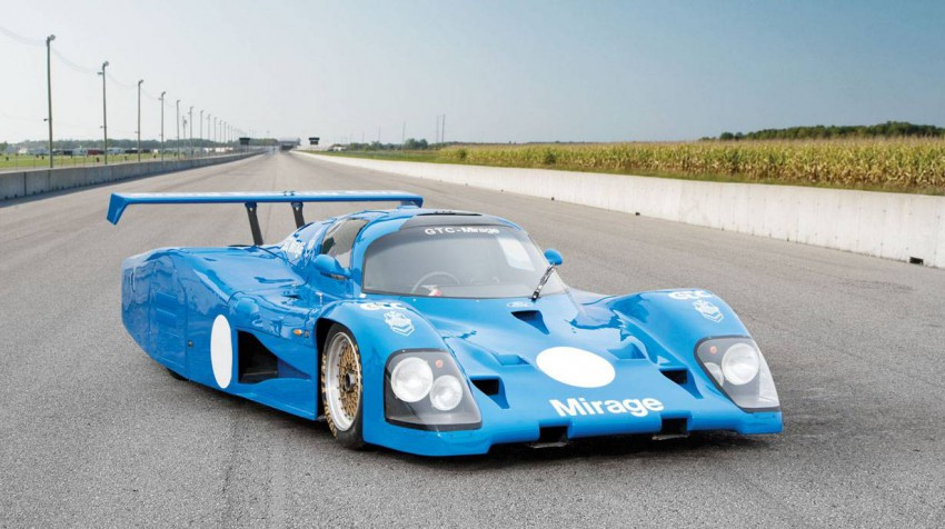 1982 Mirage M12 Group C Sports Prototype