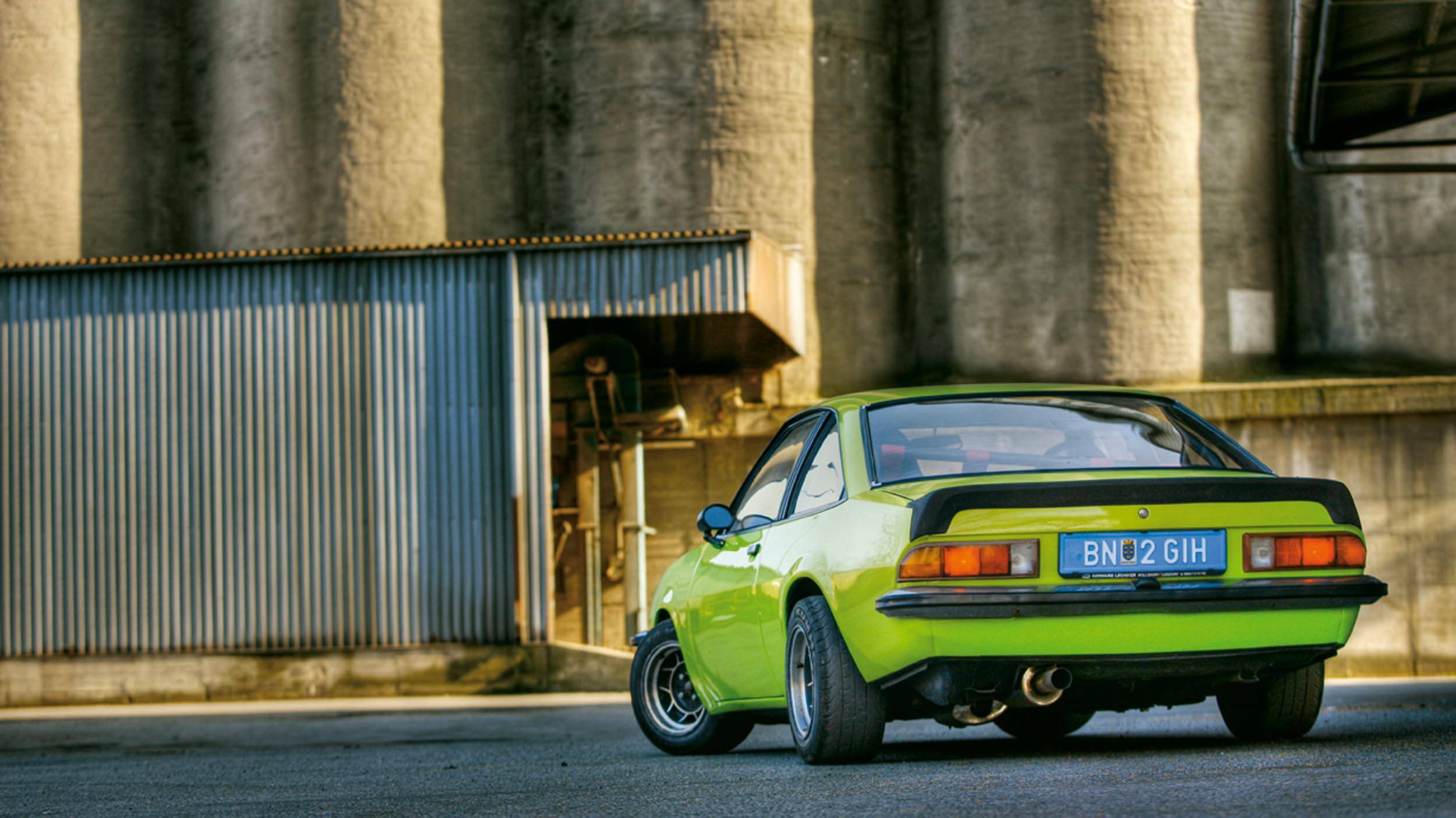 Opel Manta Bild des Tages