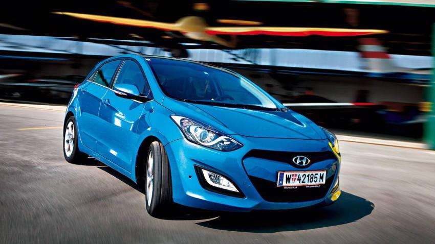 Dauertest-Einstieg: Hyundai i30 1,6 CRDi Premium