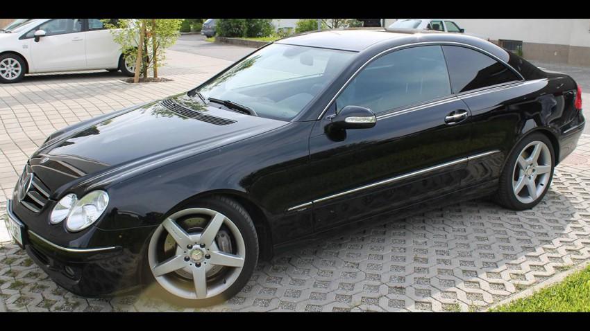 Mercedes Benz CLK (209) 500