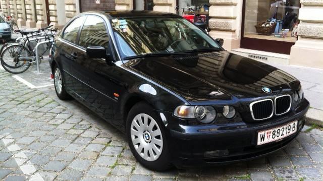 BMW 316ti Compact