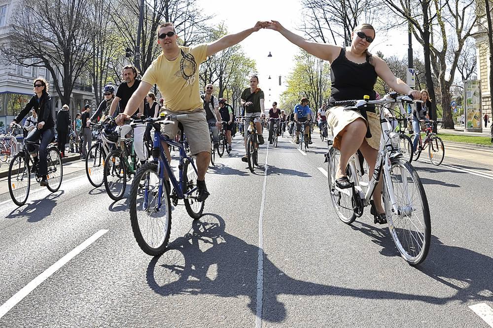 radparade 2013 bikefestival wien