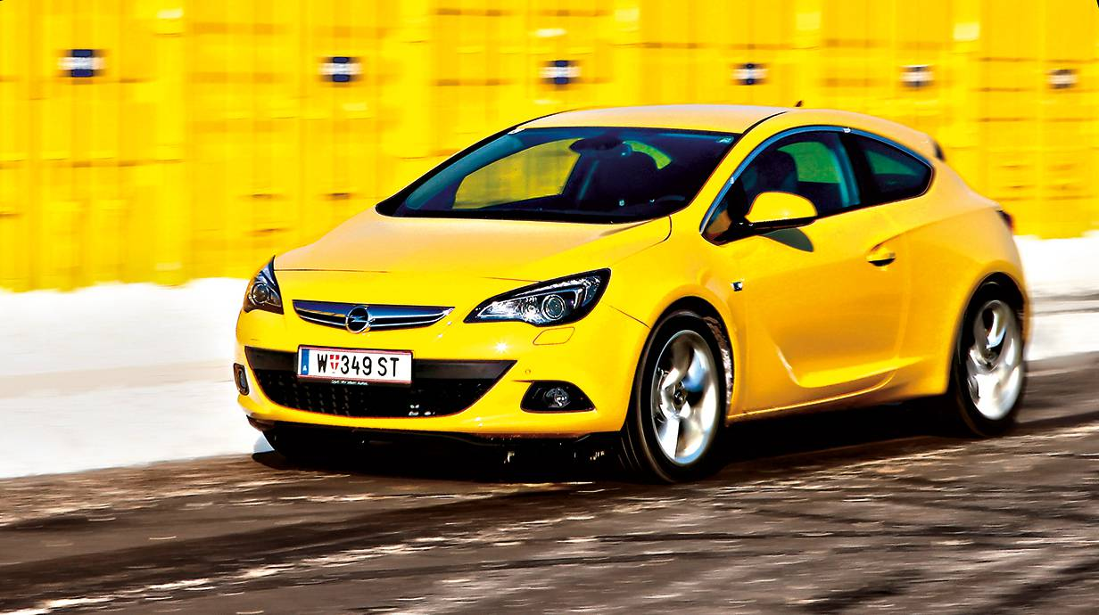 fahrbericht opel astra gtc 1 4 turbo ecotec sport im test. Black Bedroom Furniture Sets. Home Design Ideas