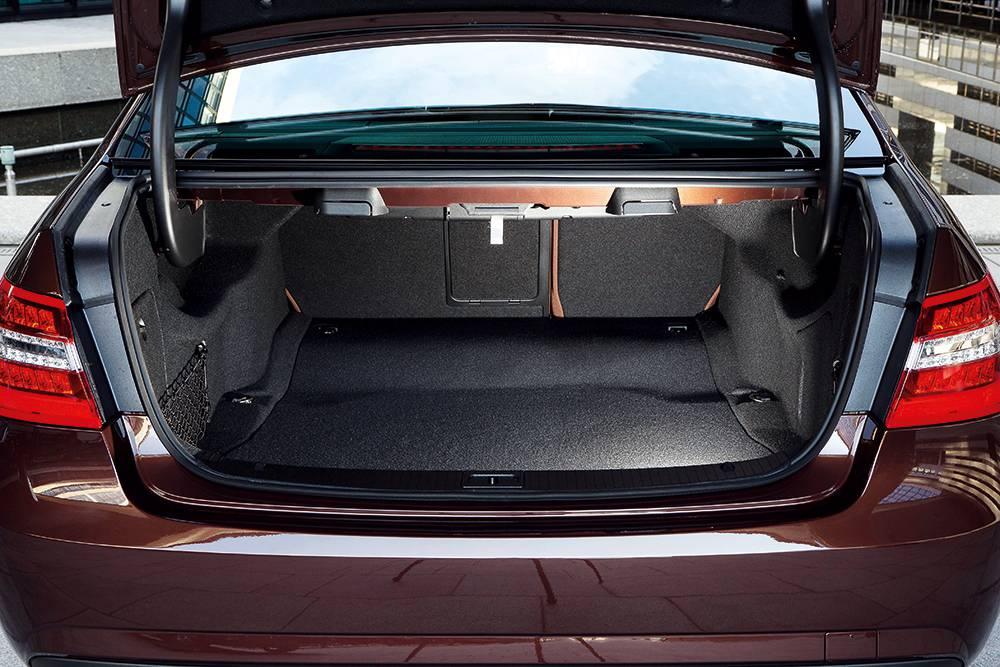 mercedes e 300 hybrid kofferraum