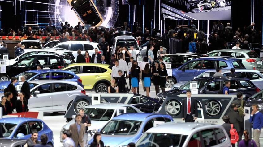 Genfer Autoshow 2014