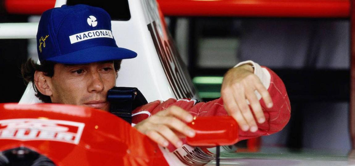Ayrton Senna 1991 honda