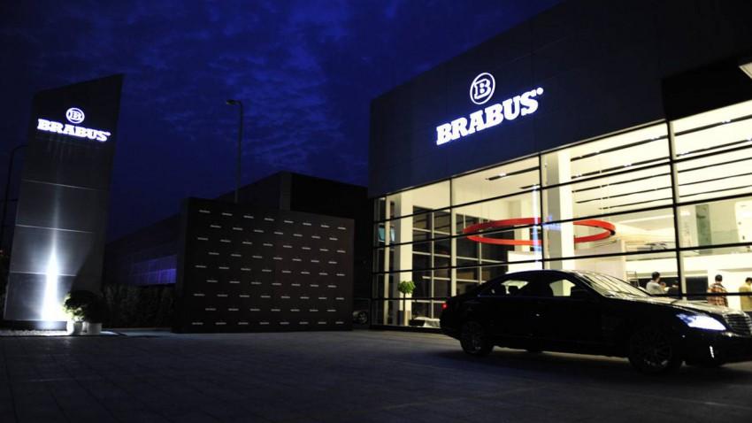 Brabus Flagship Store Peking