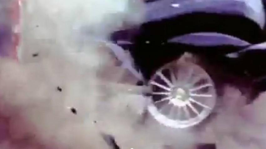 Extrem-Crashtest bei 193 km/h