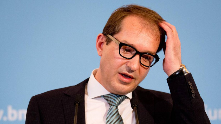 dobrindt verkehrsminister deutschland