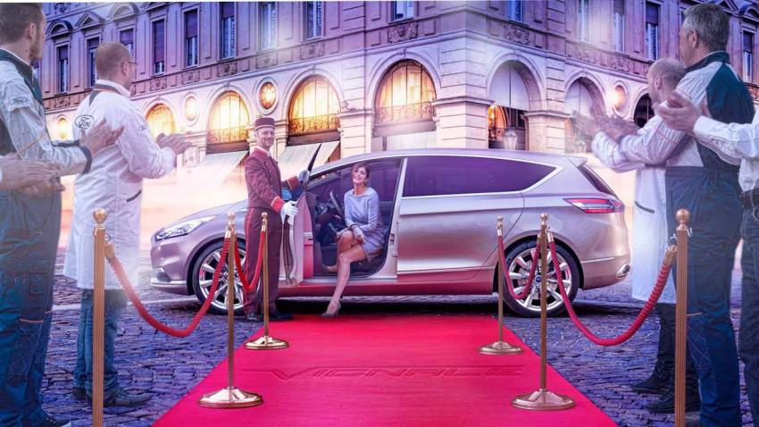 Das Ford S-Max Vignale Concept