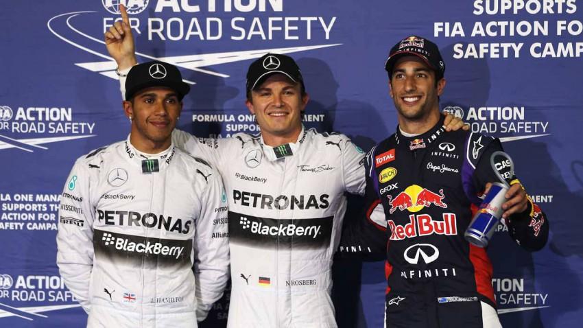 Qualifying Bahrain