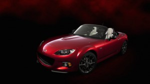 Der Mazda MX-5 25th Anniversary Edition